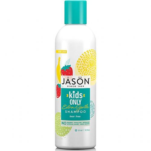 Jasons Natural Organic For Kids Only Shampoo